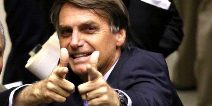 Bolsonaro agradece apoyo para que Brasil
