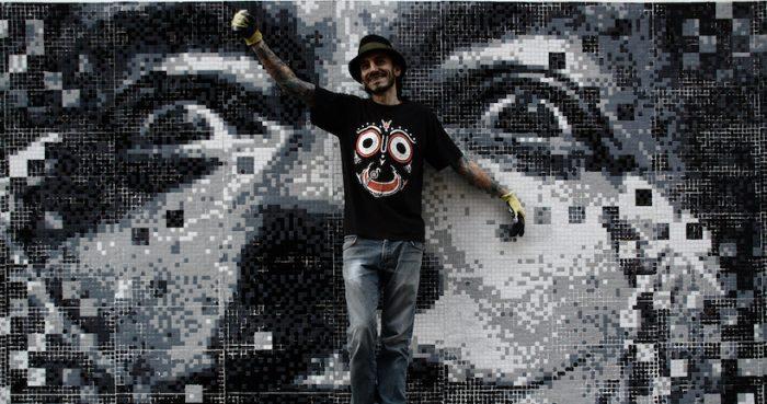Exposición Pixel Art en Patio Bellavista