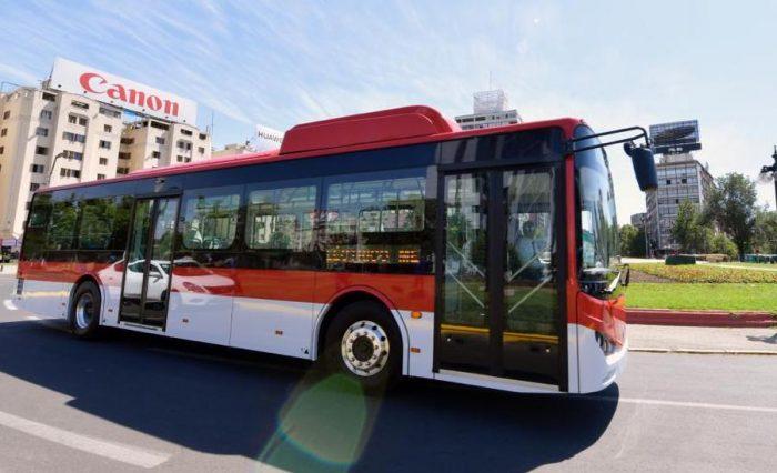 Buses eléctricos de Enel X y Metbus son premiados por la Unión Internacional de Transporte Público