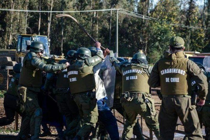 Suprema ratifica decisión y acoge recurso a favor de niños mapuche afectados por balines y lacrimógenas de Carabineros