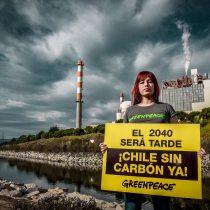 """Greenpeace y plan de descarbonización del gobierno: """"Se ha oficializado una condena al carbón por 20 años más"""""""