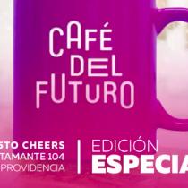 """Café del Futuro """"Edición especial"""": estreno de charlas Congreso Futuro 2019"""
