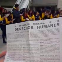 Artistas chilenos detenidos en Argentina exhiben obra en Museo de la Memoria