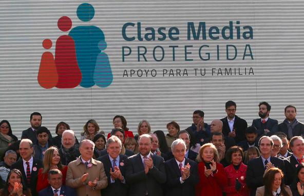 Lo real y lo imaginado: la iniciativa Clase Media Protegida del gobierno de Sebastián Piñera