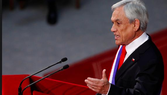 La retroexcavadora institucional de Piñera: desencanto y malestar