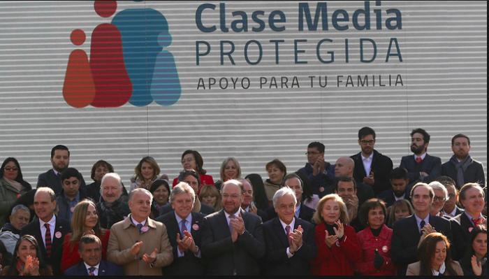 ¡Viva la clase media protegida! Adiós a la lucha de clases