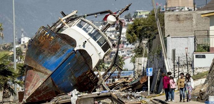Un barómetro comunicacional para el desastre