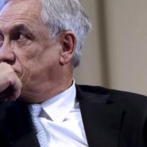 Sebastián Piñera y la presión de un escenario adverso