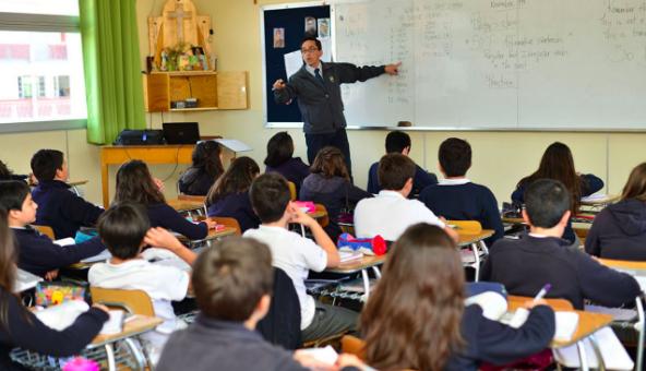 Profesores y didácticas para la reforma