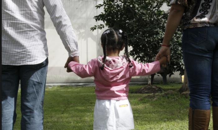 ¿Están los hijos de padres separados en la lista de los niños con peor salud mental del país?