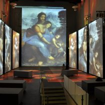 """""""Da Vinci Experiencia"""" en Museo Artequin"""