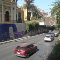 Consejo de Monumentos Nacionales aprueba declarar Mural Santa Lucía como Monumento Histórico