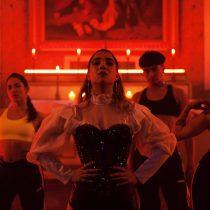 Princesa Alba presenta ambicioso videoclip de la mano de la reconocida cineasta Marialy Rivas