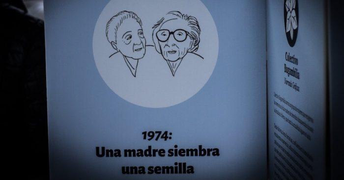 """""""1974: Una madre siembra una semilla"""": fanzine sobre el rol políticode las madres de detenidos desaparecidos en dictadura"""