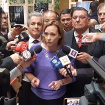 """Senadores Goic y Quinteros: """"La ley Nacional del Cáncer sin financiamiento es sólo humo"""""""