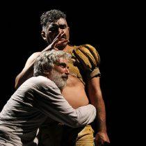 """""""Lear, el rey y su doble"""", en el imaginario de Flavia Radrigán y de Jesús Urqueta"""