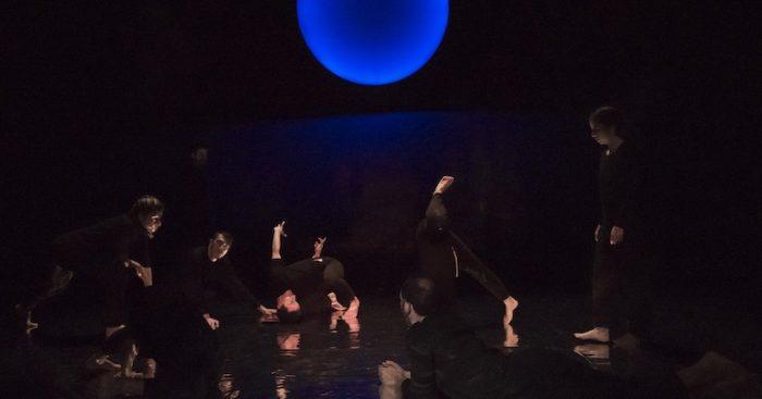 """Obra de danza """"Los cuerpos son celestes"""" en Centro GAM"""