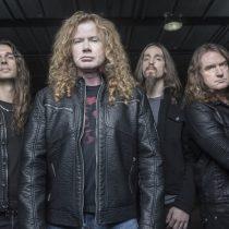 Megadeth cancela su presentación en SGL por diagnóstico de cáncer de garganta de su líder Dave Mustaine