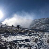Los centros de ski se alistan para el comienzo de la temporada 2019