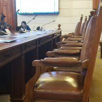 """Goic se indignó por ausencias de ministro y senadores de Chile Vamos en sesión de la Ley del Cáncer: """"Es una burla"""""""