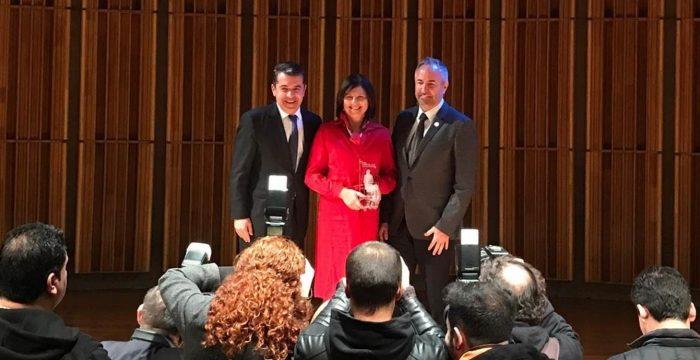 ENAP obtiene Premio Impulsa Talento Femenino 2019 por promover lapresencia de mujeres en cargos directivos