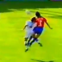 """""""Se subió al cielo, en una mágica escalera"""": se cumplen 21 años del inolvidable gol de Salas a Italia en el Mundial de Francia"""