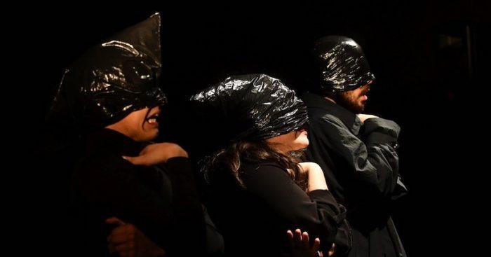 """Obra """"Punto Ciego"""" en Teatro del Puente"""