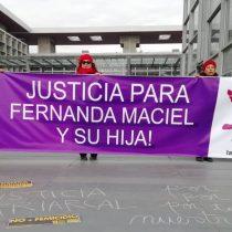 Justicia para Fernanda Maciel: realizan manifestaciones en Fiscalía Nacional por negligencias en investigación de femicidios