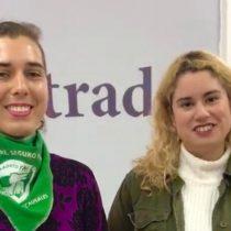 """Daniela Henríquez y Constanza Cifuentes ante ataques lesbofóbicos: """"Al hombre macho le molesta que no seamos productos para consumir"""""""