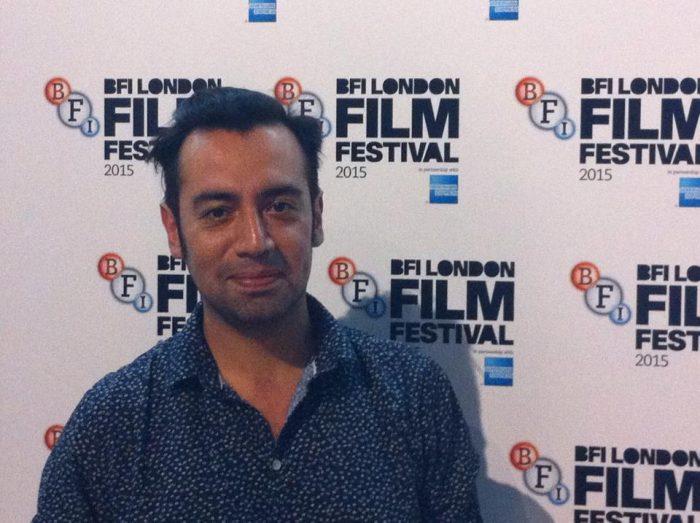 """Cineasta chileno Roberto Anjari, colaborador de la Berlinale: """"Chile es tan caro para estudiar, salía más a cuenta hacerlo en Alemania"""""""