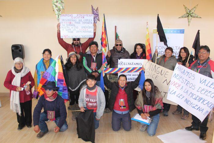 Pueblos originarios de Antofagasta rechazan Consulta Indígena del Gobierno