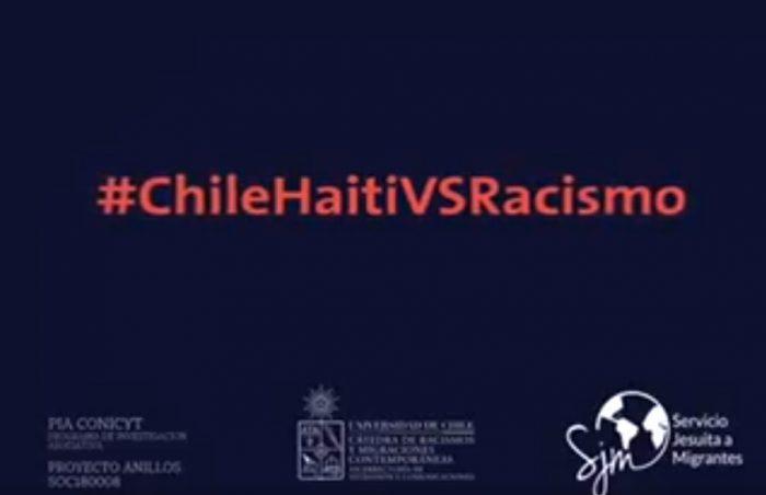 La Roja vs. Haití: la campaña que pide un minuto de silencio por las últimas muertes de ciudadanos haitianos en el país