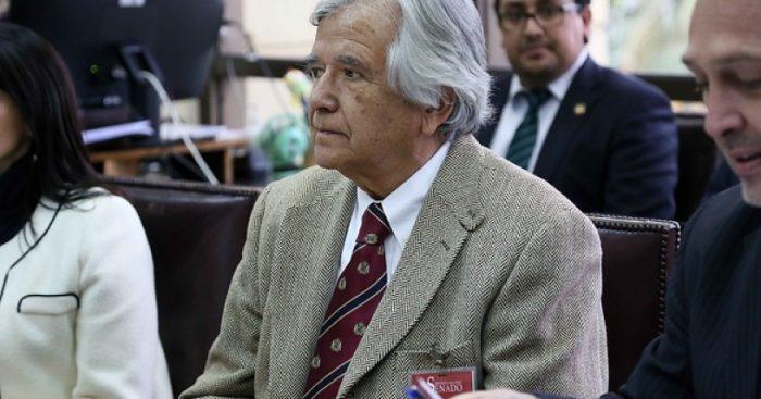 Ministro Carlos Aránguiz rechaza extraditar a EE.UU. a empresario Carlos Cardoen
