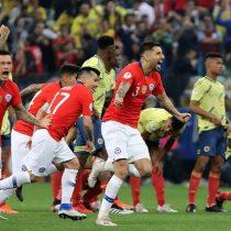 La especialidad de la casa: Chile clasifica a semifinales de la Copa América tras derrotar a Colombia (y al VAR) en penales