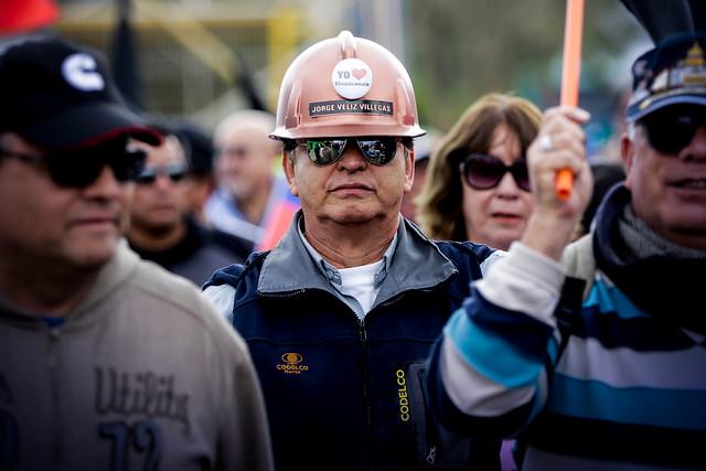 Chuquicamata: trabajadores aprueban la oferta de Codelco y ponen fin a huelga que duró más de lo presupuestado por el Gobierno