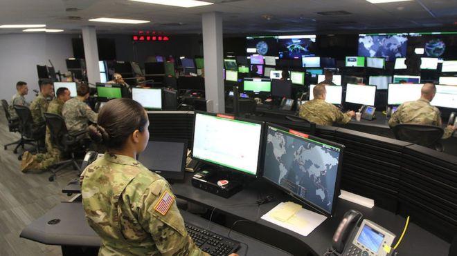 Estados Unidos vs Irán: qué es el Cibercomando de EE.UU., la avanzada fuerza del Ejército que Trump
