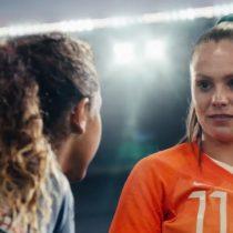 No se quiso quedar fuera: el inspirador comercial de fútbol previo al Mundial femenino de Francia