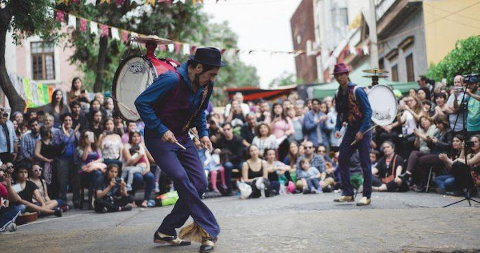 """Jornada multicultural """"Conexión Independencia"""" en Plaza Chacabuco"""