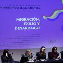 "Eduardo Cardoza: en materia de política migratoria ""Chile está cambiando, pero está cambiando para mal"""