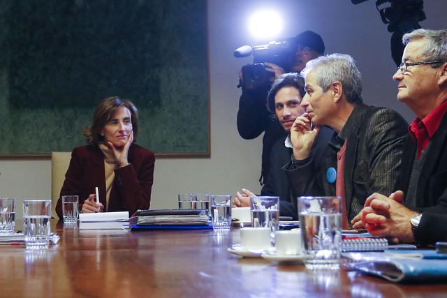 Paro docente con posibilidades de humo blanco: los puntos clave de la negociación Aguilar-Cubillos para destrabar el conflicto