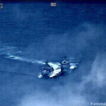 """EE.UU. y Rusia se acusan de """"maniobras peligrosas"""" en el mar de China"""