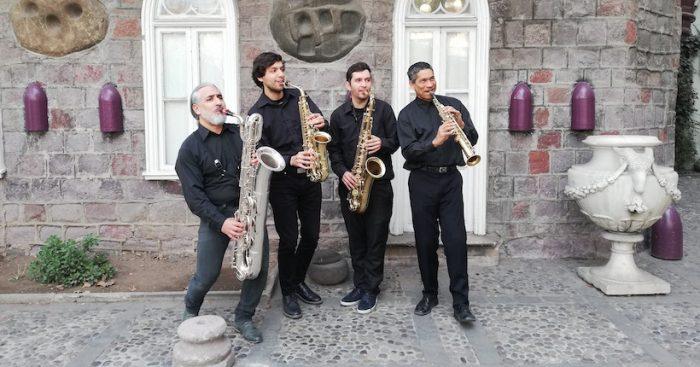 """Concierto """"Tango Pasión"""" con Ensamble Los 4 Saxos en Museo Benjamín Vicuña Mackenna"""