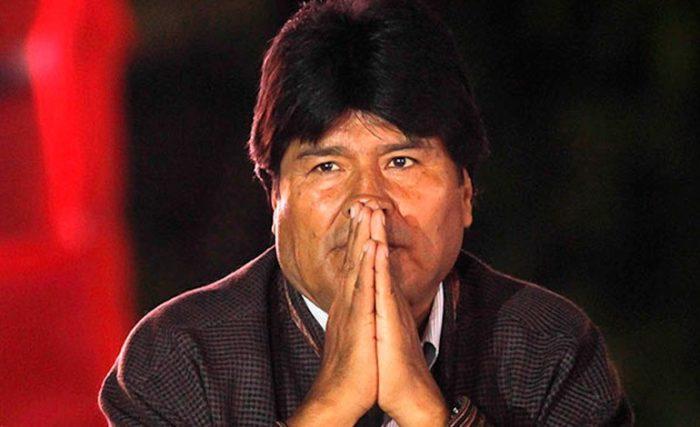 Investigación: Evo Morales habría ofrecido