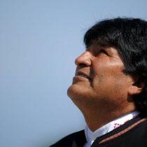 Evo Morales ofrece ayuda a Chile para rescatar a los tres mineros bolivianos atrapados en la Mina San José