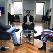 """Analista electoral Axel Callís califica en La Semana Política de """"ridículo"""" anuncio presidencial de reducir número de parlamentarios"""