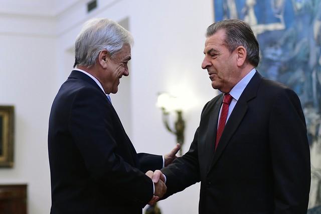 """Agenda de aceleración económica: Frei se alinea otra vez con Piñera mientras oposición acusa que plan es """"tardío e insuficiente"""""""
