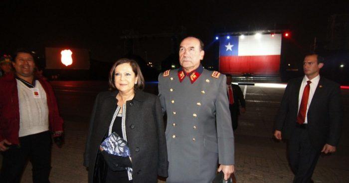 Los datos de la formalización de Fuente-Alba que complican a Anita Pinochet, la pieza clave del mecanismo de lavado del general (r)