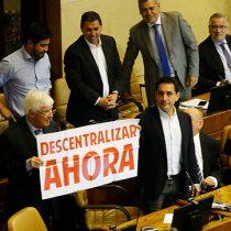 Gobernadores de cartón: UDI y Evópoli quieren aplazar elección con la excusa de la falta de atribuciones