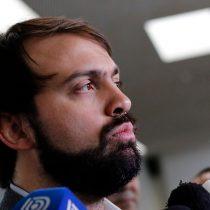 Masiva renuncia a Convergencia Social: Jorge Sharp y otros 72 militantes dejan el partido