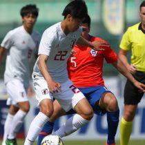 Set y partido para Japón: selección chilena sub-23 es apabullada en el torneo Maurice Revello en Francia